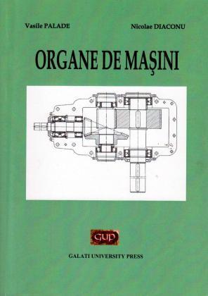 Cover for Organe de mașini