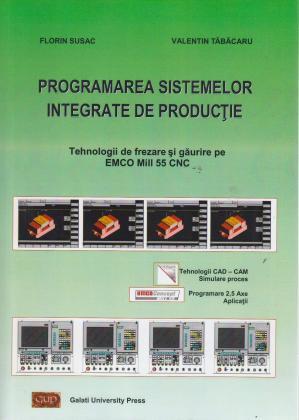 Cover for Programarea sistemelor integrate de producție
