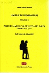 Cover for Limbaje de programare - îndrumar de laborator