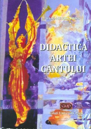 Cover for Didactica artei cântului