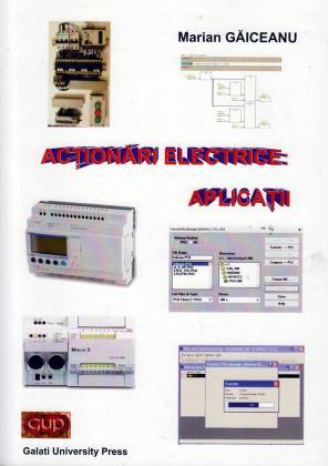 Cover for Acționări electrice. Aplicații