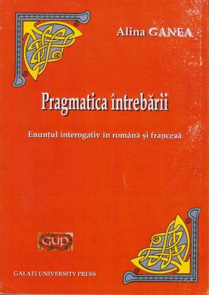 Cover for Pragmatica întrebării