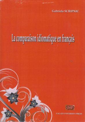 Cover for La comparaison idiomatique en français