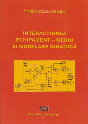 Cover for Interacțiunea echipament-mediu și modelare dinamică